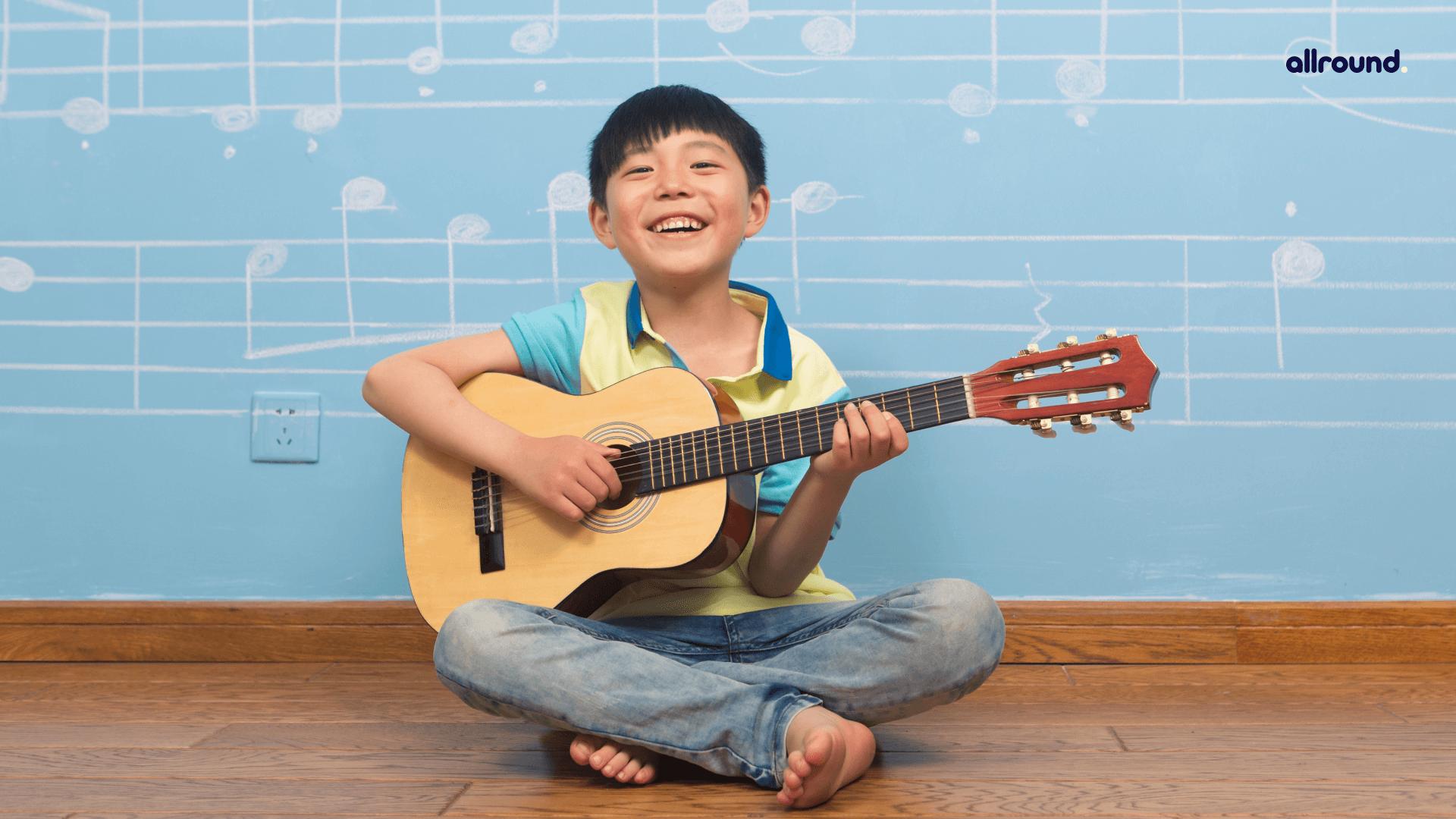 Easy guitar chords for beginners
