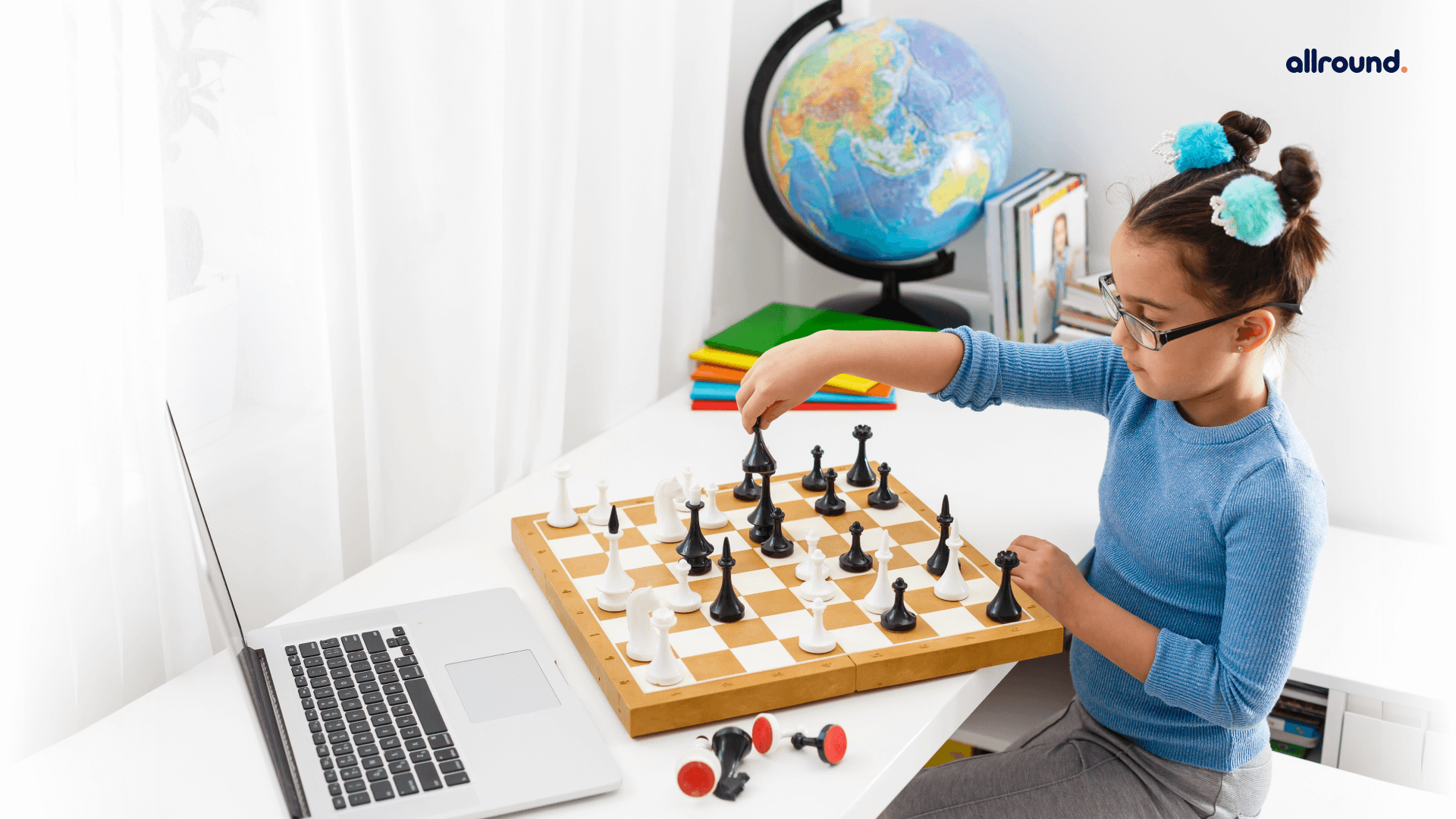 Kids chess lessons