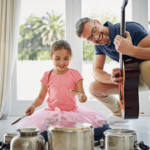 Ways to introduce music to young children