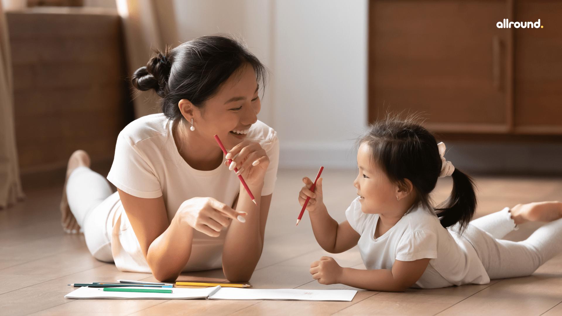 Best parenting questions