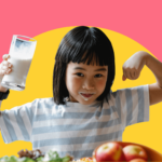 Powerfood for child's Immunity