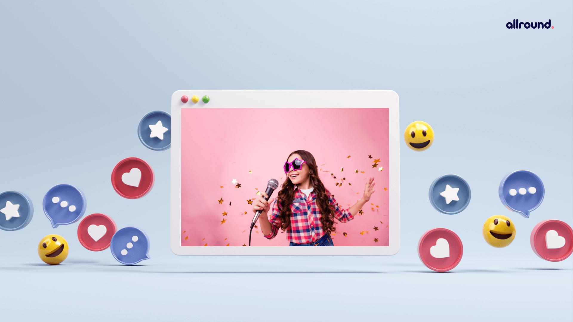 Social Media Music Industry