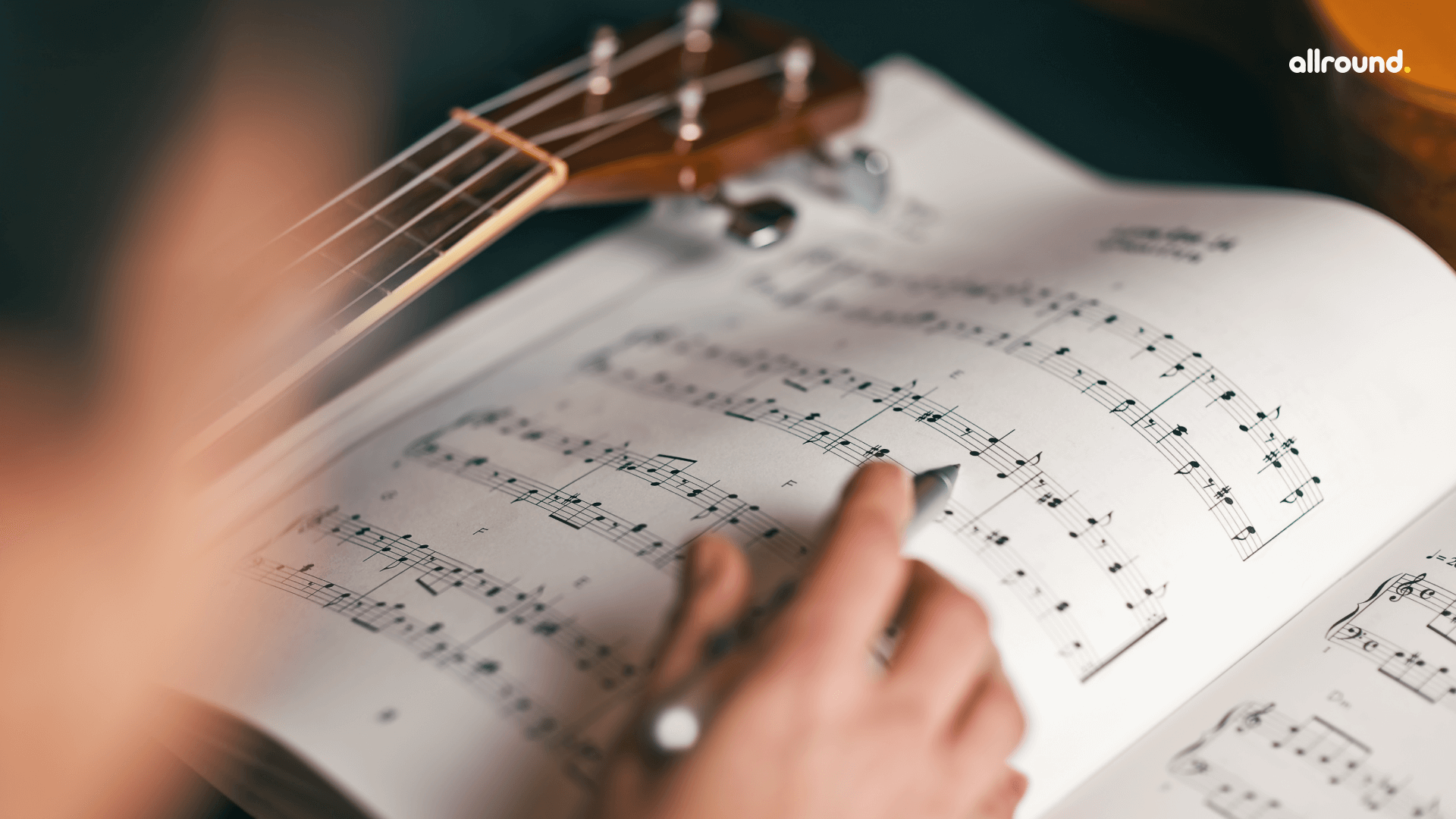 What is sheet music