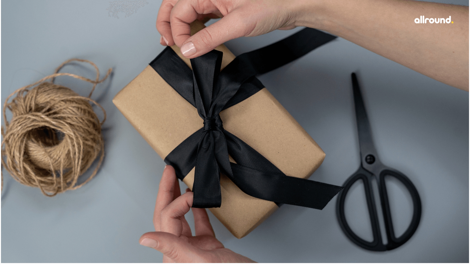 17 WAYS TO REUSE WRAPPING PAPER