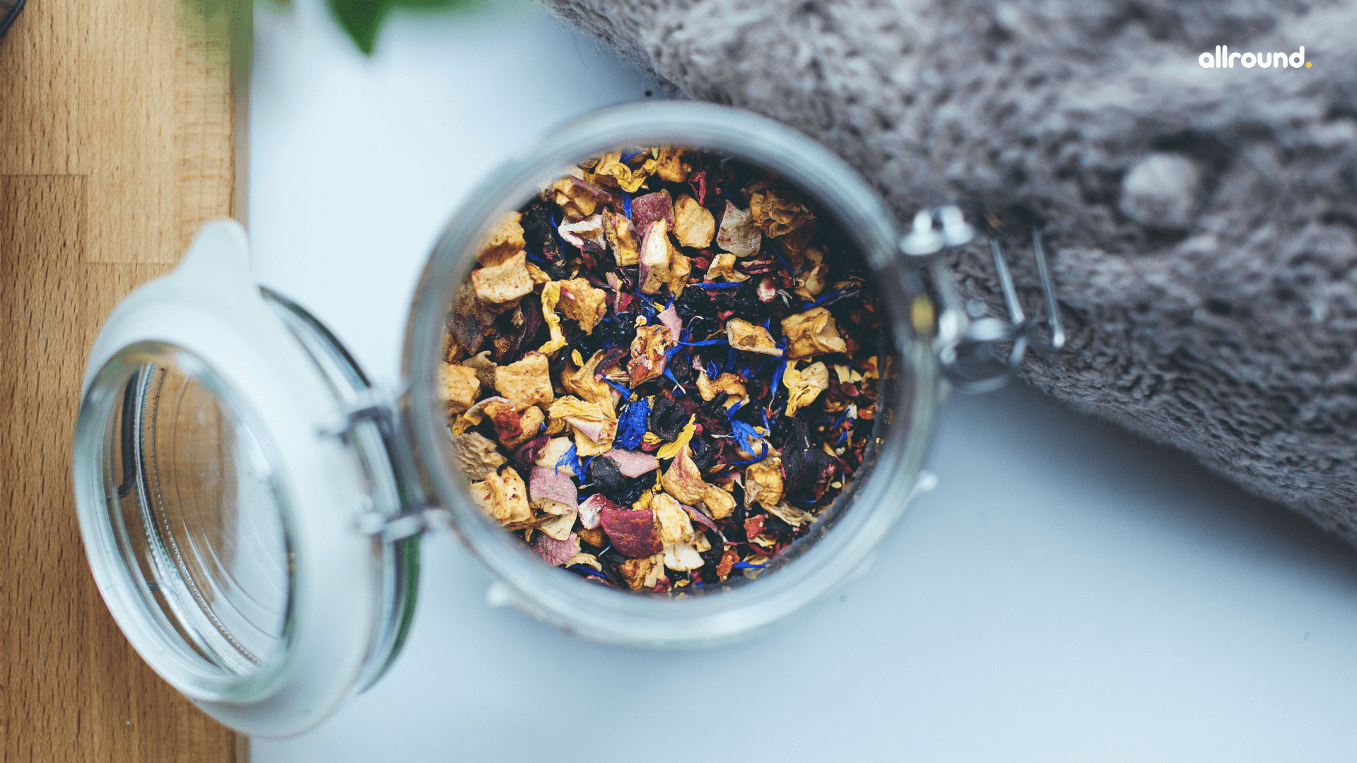 POTPOURRI MAKING WITH KIDS